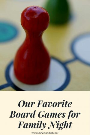 Board Games for Family Night and Parties