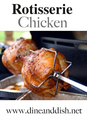 Herbed Rotisserie Chicken Recipe