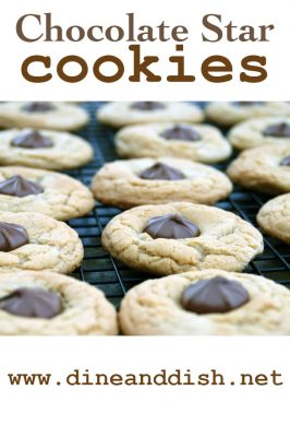 Chocolate Star Cookies Recipe