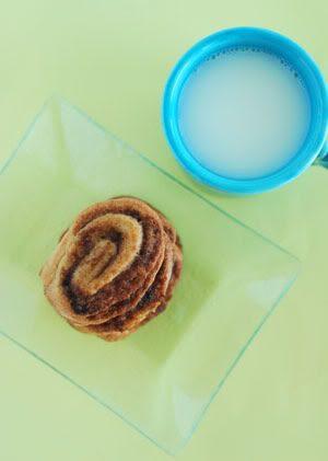 Pregnancy Cravings (and Cinnamon Swirl Cookies)