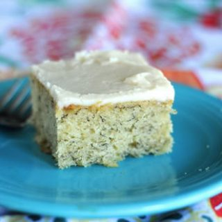Frosted Banana Bars Recipe from www.dineanddish.net