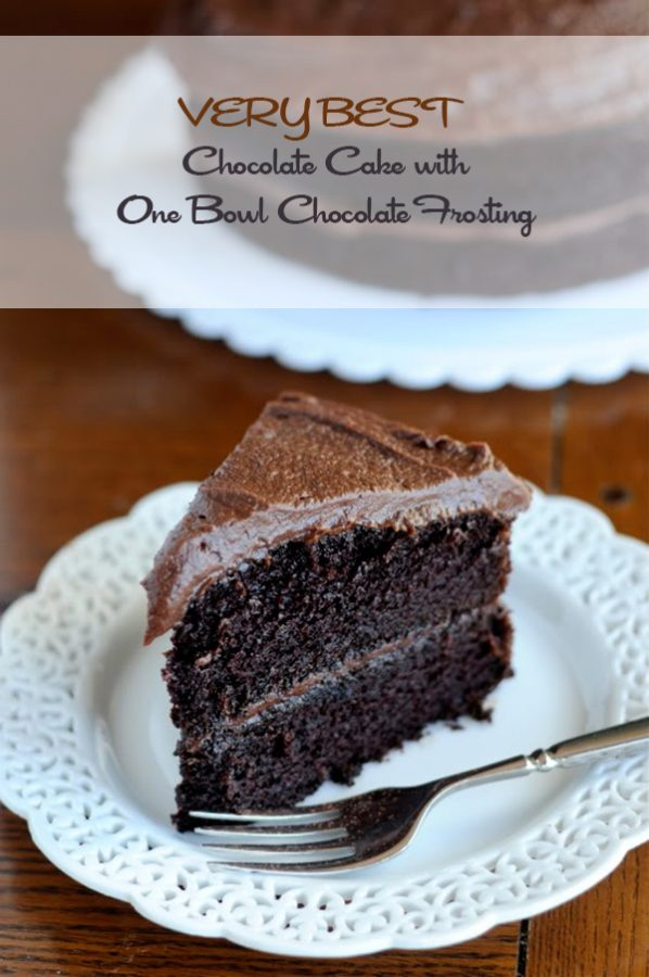 Chocolate Cake Recipe From Dine And Dish