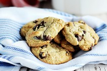 Chocolate Chip Cookie Recipe Image Photo