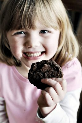 Chewy Chocolate Cookies recipe post