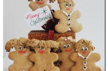 Gingerbread Family Boys and Girls