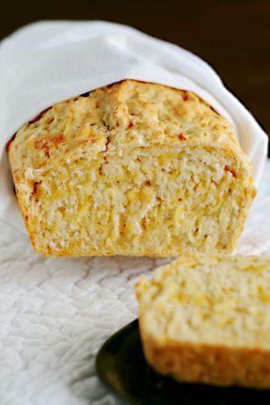 Recipe: Cheesy Beer Bread