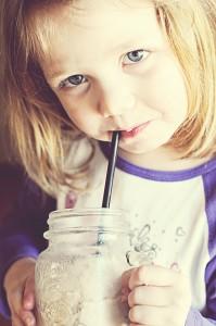Ella frozen hot chocolate 2