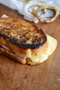 Celebrate Grilled Cheese Month with Jarlsberg Cheese