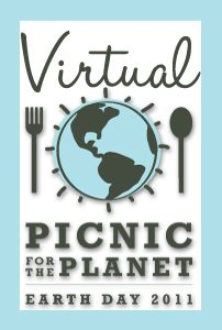Virtual Picnic For the Planet {Recipe: White Peach Sangria}