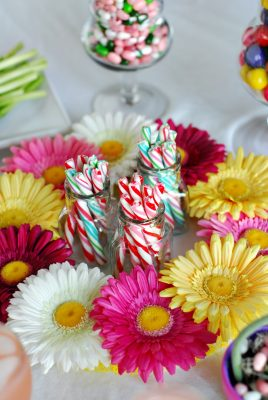 Tablescape candy sticks
