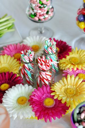 Easter Celebration Tablescape with Breakstone's Sour Cream