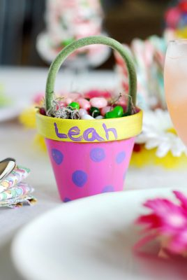 Tablescape pot