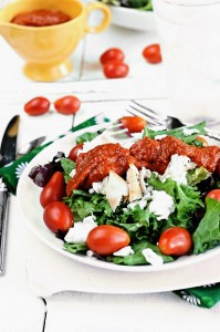 Dole Salads Creamy Sun Dried Tomato Dressing Recipe