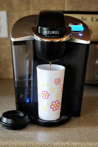 Keurig Love and the K-Cup Ambassador Program
