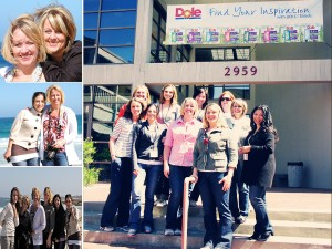 The Dole Salad Bloggers Summit – Monterey, California