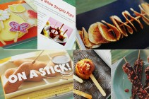 OnaStick Cookbook collage