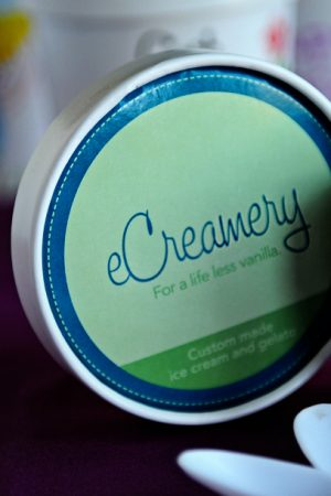 Cuisinart Ice Cream Maker Giveaway {Recipe: eCreamery Buttered Salted Caramel Ice Cream}