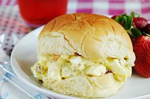 EB Egg Salad Sandwich