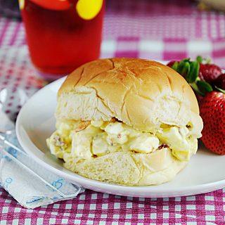 EB Egg Salad Sandwich