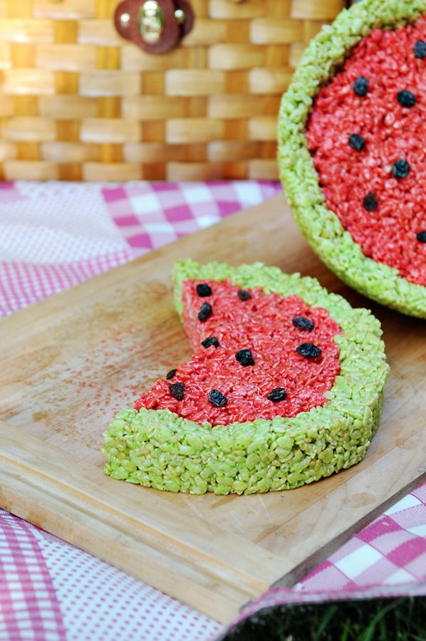 Rice Krispies Treats Fun Picnic Treats From Dine And Dish