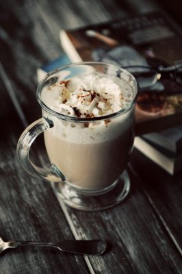 Spiced Chai Tea Latte