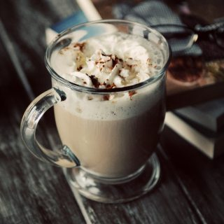 Spiced Chai Tea Latte