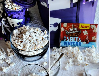 Orville Sea Salt Vinegar Popcorn