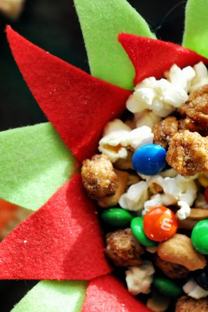 Cinnamonster Rice Krispies Treat Snack Mix & $100 Gift Card Giveaway