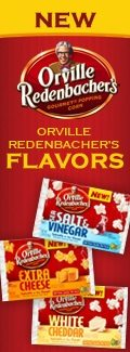 Orville Redenbacher's Flavors Variety and Football Prize Pack Giveaway