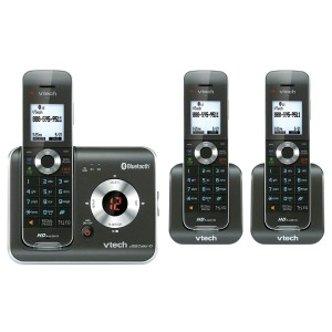 VTech DS6421-3 Connect to Cell Phone Review