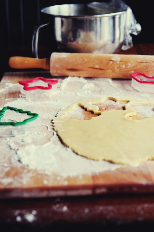 the best cutout sugar cookie recipe on dineanddish.net