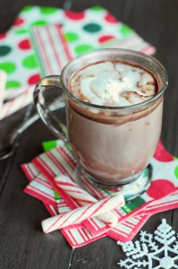 Recipe: Kahlua Peppermint Mocha Hot Chocolate