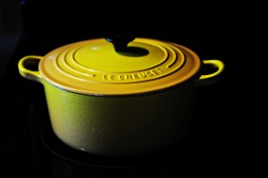 A Le Creuset French Oven Giveaway! CLOSED
