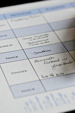 Menu Planning – Time Saver for Busy Families – Giveaway CLOSED