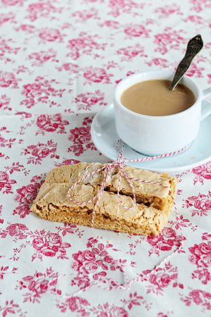 "Now I Get It! {Recipe: Biscoff Biscotti & ""Keep Warm"" with Frigidaire}"