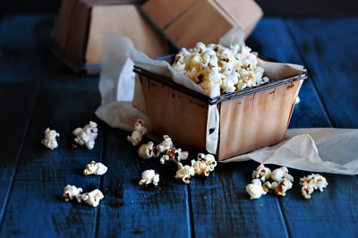 Brown Sugar Buttered Popcorn