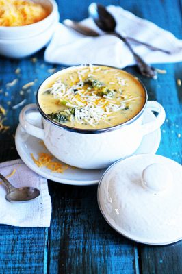 Broccoli Cheese Soup Vert
