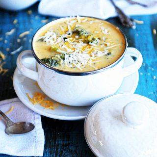 Broccoli Cheese Soup Vert