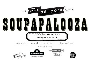 2nd Annual #SoupaPalooza Linkup and Giveaways