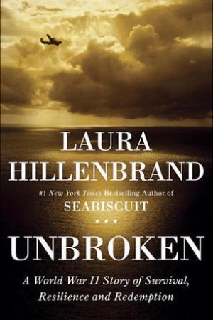 Connect Through Reading – Unbroken by Laura Hillenbrand