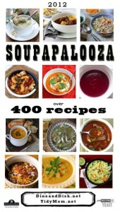 SoupaPalooza 2012 Recap – Over 400 Soup Recipes!