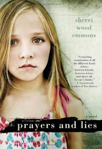 Connect Through Reading – Prayers and Lies by Sherri Wood Emmons