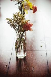 4-19-12Glass flowers