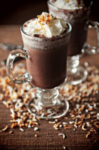 A Keurig Brewer Giveaway! {Recipe: Toasted Coconut Mocha Frappe} CLOSED