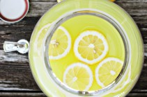 Blog Homemade Lemonade