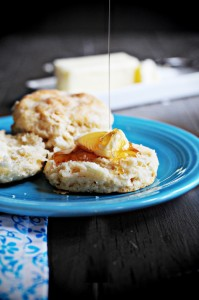 Because I'm the Mom {Recipe: Buttermilk Biscuits}