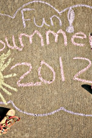 Summer of Fun Bucket List for Kids 2012