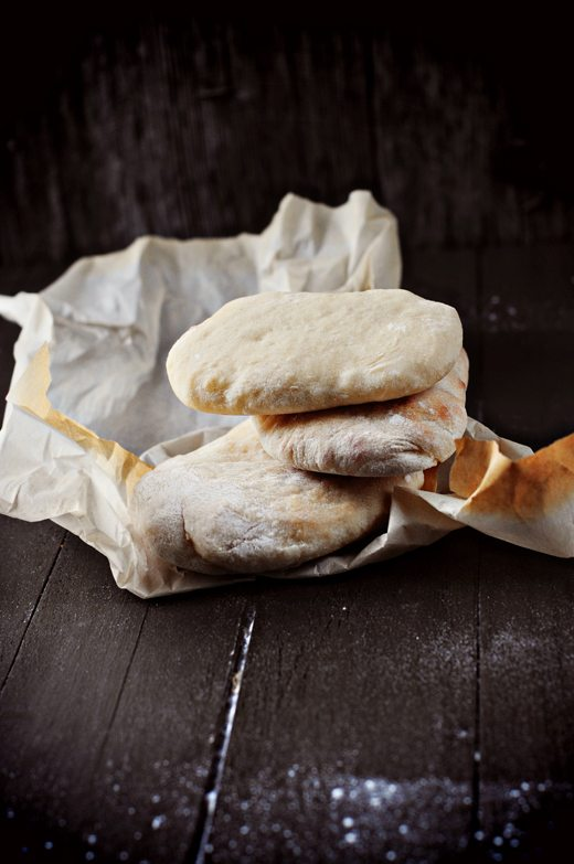 Homemade Pita Bread in your Bread Machine!