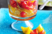blog text Robust Bell Pepper Salad
