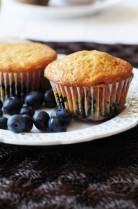 RWOP Delicious Dream Trips {Recipe: Philadelphia Cream Cheese Blueberry Muffins}
